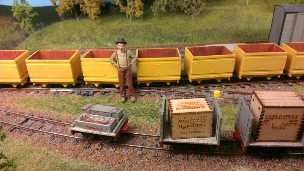 Farmers Point - Gn15 Scale day (11/20) - Laurell Today