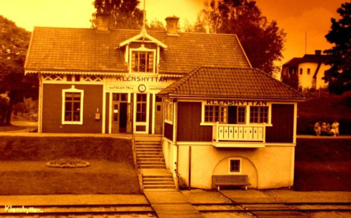 mainline station house