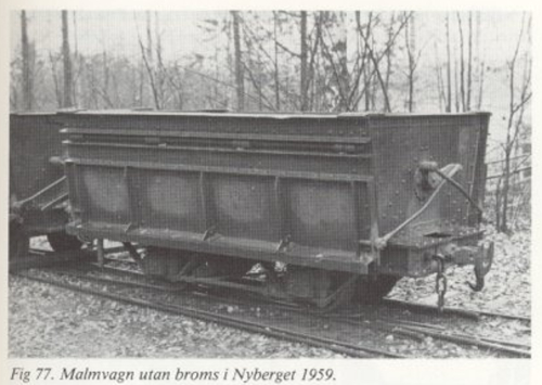 Atlas01  -- The prototype mine wagon from Nyberget railway