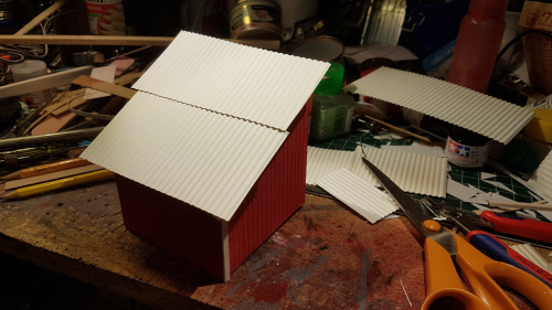181546  -- adding roof sheets