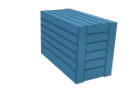 I have been a bit against learning 3D modelling cause of the extra time at the computer it demands, but there is actually one very good thing with it and that is that once you actually finished a drawing and uploaded it successfully to ShapeWays, you ....