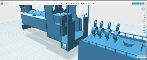 1102  -- photos from within AutoCad 123d design