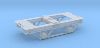 The Atlas chassis now exist in three different versions - standard, long and short.