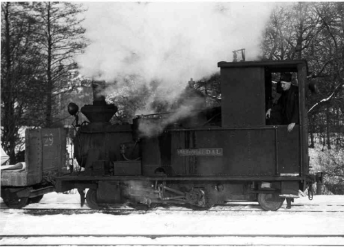 prototype back in the 20s at Munkedal Railway