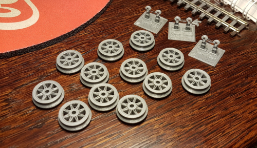 185807  -- more wheels for the van and ore wagons