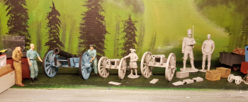 BIG ANNOUNCEMENT - New Cooperation with DigitalSculpt.se !! We had our first meeting yesterday after a couple of weeks of communication. I will make cannons and wagons which match there figures and they in turn will do new series of figures making it p...