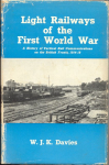 Book Reviews -- UK : Light Railways of the First World War