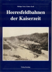 Book Reviews -- Germany : Heeresfeldbahnen der Kaiserzeit