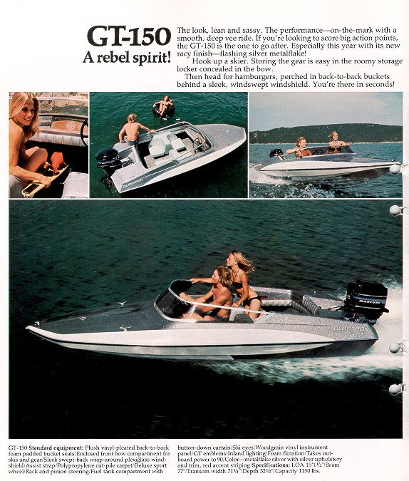 glastron02 -- GT150. This page was the up-come to the idea of not following the original plan for the wind shield of the SEMO boat.