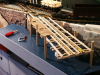 Pict5300 -- An overview of the new pier. Here I am testing if all joints fits before further building.