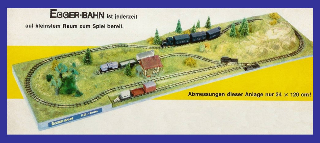 Eggerbahn demo layout -- Eggerbahn demo layout