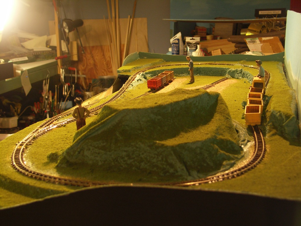 February 2011 -- the layout that started it all